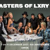 FIRST. aanwezig tijdens Masters of LXRY