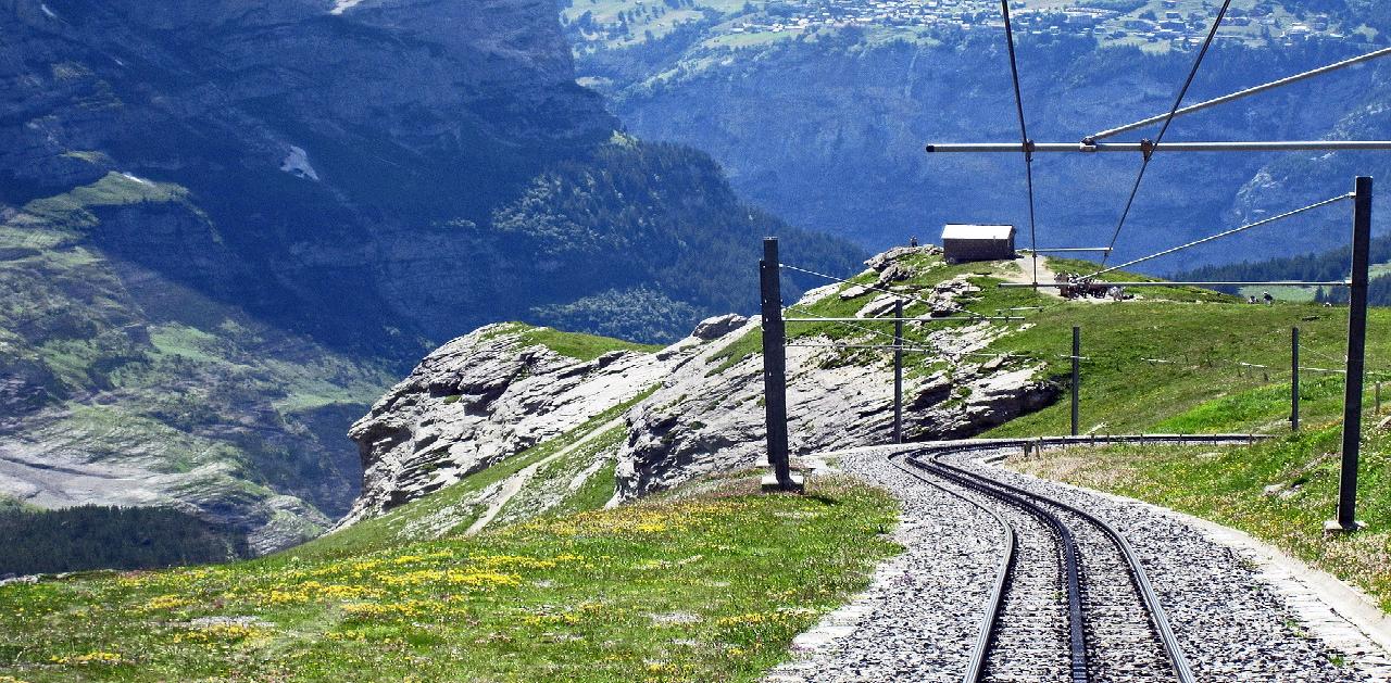 Jungfraujoch Wengen