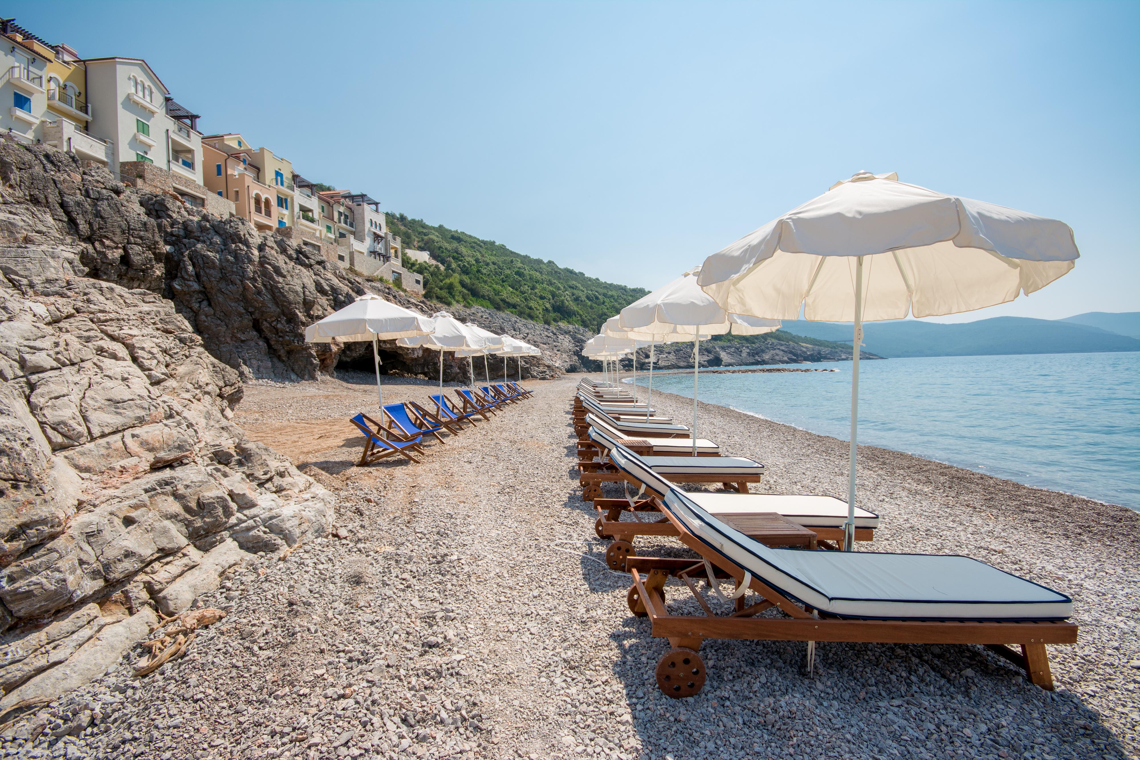 Vakantiehuizen in Lustica Bay