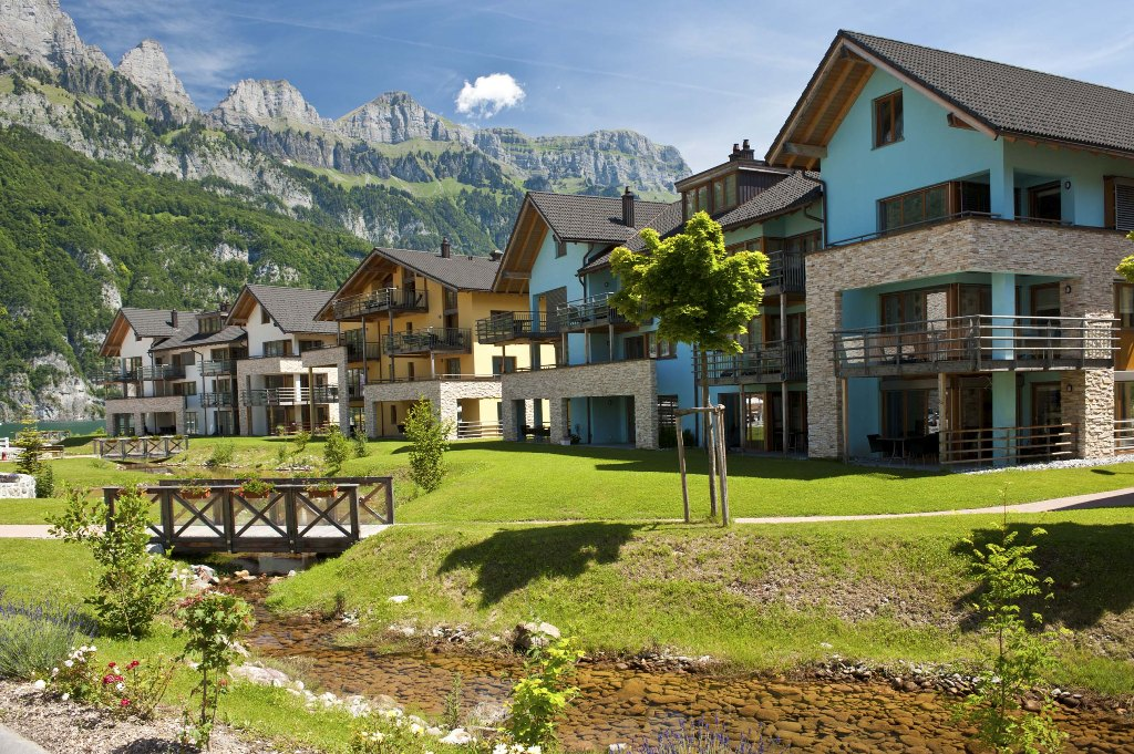 Second home in Switzerland